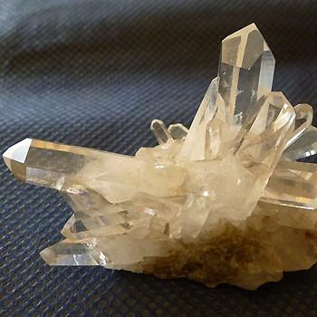 ヒマラヤ水晶原石カンチェンジュンガ産001