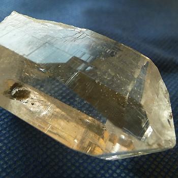 ヒマラヤ水晶原石ミラー水晶007