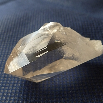 ヒマラヤ水晶原石ミラー水晶022