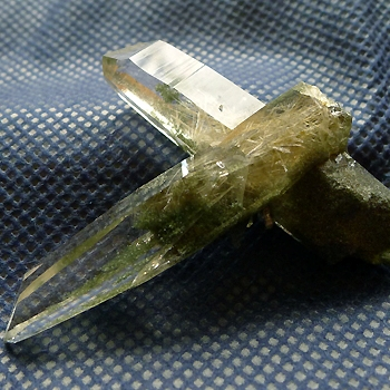 ヒマラヤ水晶原石緑泥石入り022