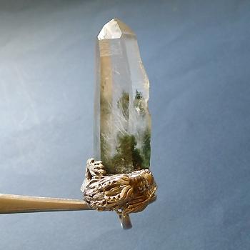 ヒマラヤ水晶ペンダントドラゴントップ013