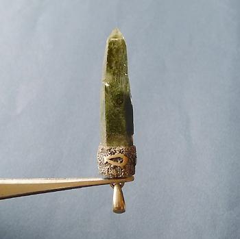 ヒマラヤ水晶ペンダント緑泥石入り044