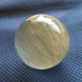 ヒマラヤ水晶丸玉・置物内包物入り011
