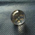 ヒマラヤ水晶丸玉置物スモーキークォーツ001