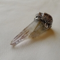 ヒマラヤ水晶ペンダントドラゴントップ015